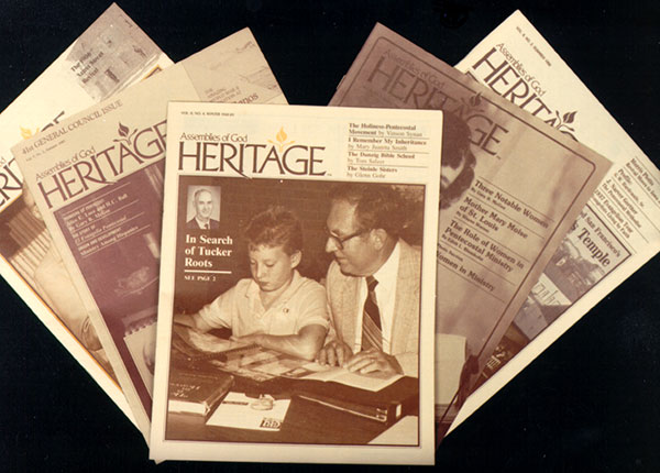 Flower Pentecostal Heritage Center | FPHC History