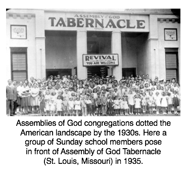 Flower Pentecostal Heritage Center   AG History